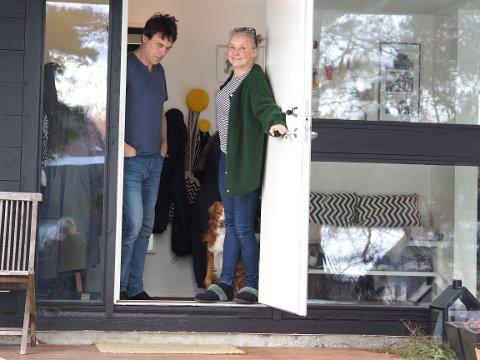 I hjemmet til Bjørn Bekken og Tuva Voll på Ranheim, tar de imot barn som ikke lenger kan bo hos mor og far.