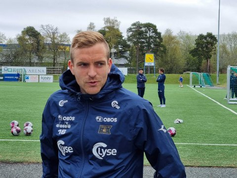 Å komme hjem til Strindheim var en liten trøst for en nedbrutt Kristoffer Løkberg, som likevel fant plass til noen rosende ord om Rosenborg.