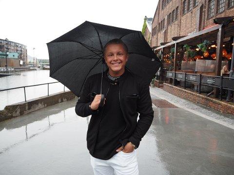 Bendik Rognes er glad for at skjenkestoppen i Trondheim er opphevet.