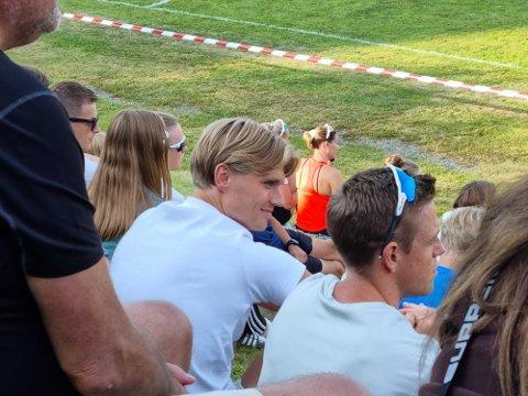 Søndag så Olaus Skarsem sine kompiser fra Melhus tape 0-7 mot Rosenborg i cupen. Snart er han RBK-spiller igjen.