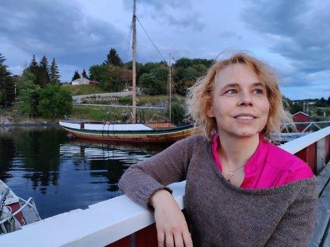 Erica Lindström er forsker i klimapsykologi ved NTNU og håper at det nye forskningsprosjektet kan provosere frem klimaengasjement.