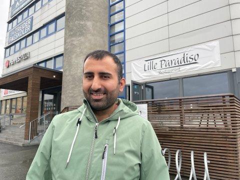 Aritma Mohammadi (34) måtte smøre seg med tålmodighet, men nå er ventetiden over.