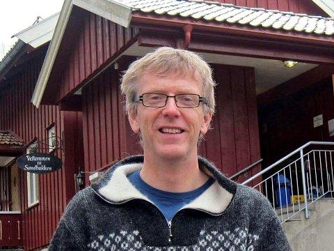 NYE TIDER: Even Saugstad går tilbake til frilanstilværelsen og satser på nye bokprosjekter når han forlater Sandbakken. Foto: Privat