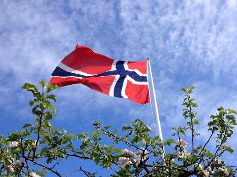 GOD 17. MAI! Nordstrands Blad håper alle får en hyggelig og fin feiring av nasjonaldagen! Arkivfoto