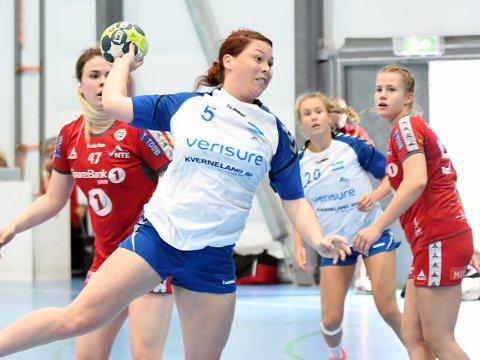 STERK: Vilde Foss Arnesen scoret seks mål på syv skudd mot Levanger 2.