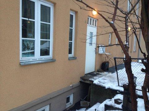 DRAP: En mann ble funnet drept i en bolig her i Ekebergskråningen i 2014. Mannen som ifjor ble dømt for drapet fikk ikke medhold i anken sin og dommen på 13 års fengsel videreføres. Arkivfoto