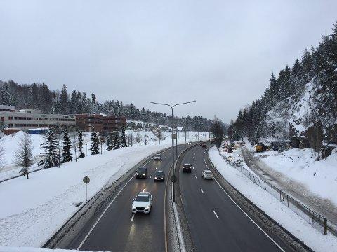 E6: Første etappe av E6 Manglerudprosjektet går fra Klemetsrud til Ryen. Nå jobbes det med alternativer for E6 i abildsøområdet.