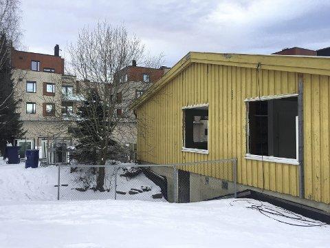 NEDLAGT: I disse lokalene var det først park, så barnehage. I 2015 ble den nedlagt.