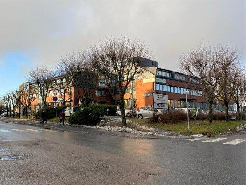 FLYTTER HIT: Hit til Raschs vei 38 på Karlsrud flytter administrasjonen i BSK og Norway Cup inn når Bydel Nordstrand flytter til Lambertseter.