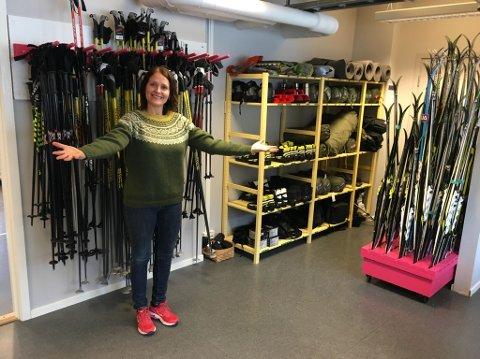 TA KONTAKT: Til daglig jobber Mariann Staxrud Utstumo med BUA på Bogerud og nye Manglerud frivilligsentral. Nå vil hun ha kontakt med folk som vil bidra under bydelsdagene i mai. Foto: Bydel Østensjø