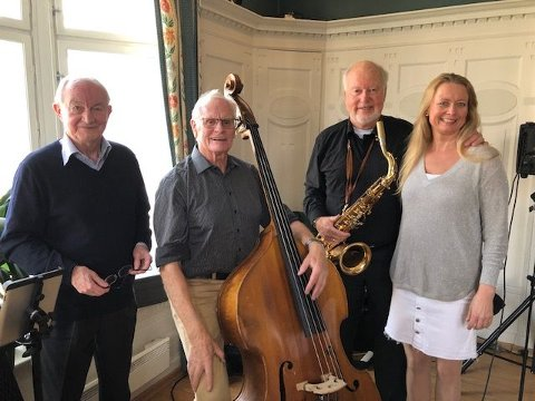 Stein Hansens Jazzkvartett