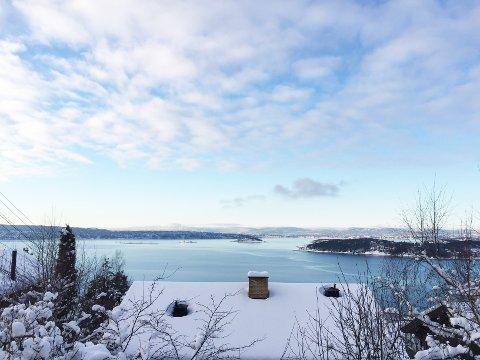 UTSIKT: Nå kan denne utsikten bli din. Med en pris på alt fra to millioner til over 20 millioner finnes det nå boliger med panorama-utsikt over Oslofjorden, i Bydel Nordstrand.
