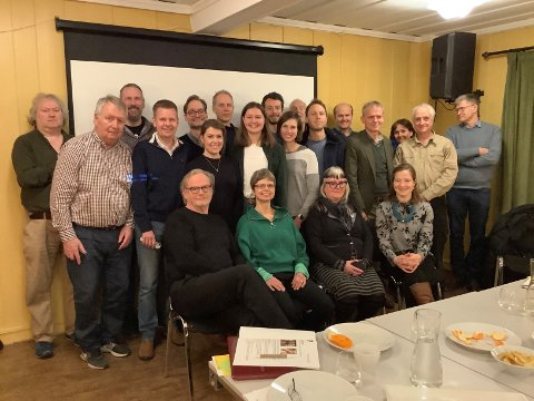 Et samlet årsmøte i Nordstrand MDG