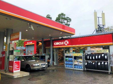 Asplan Viak mener bensinstasjontomten i Lambertseterveien 23 er trygg med tanke på kvikkleireskred.