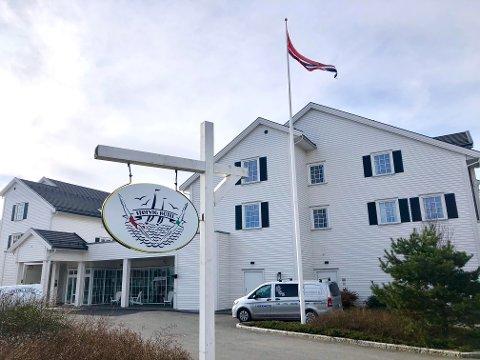 FALSK: Etter å ha vært utro under en jobbfest på Støtvig Hotel valgte en kvinne å anmelde en kollega for voldtekt i håp om å berge sitt eget kjæresteforhold. Kvinnens falske anmeldelse ble avslørt og nå må hun selv i fengsel.