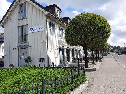 Bjørk Modeller og Norsk Regnskap flytter ut av Kongsveien 96B i løpet av kort tid. En ny aktør står klar til å flytte inn.