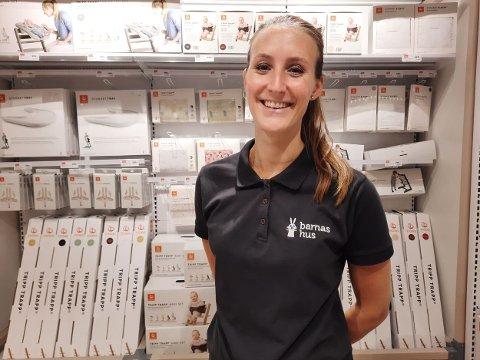 Kerstin Stockhaus er daglig leder på Barnas Hus på Lambertseter senter.