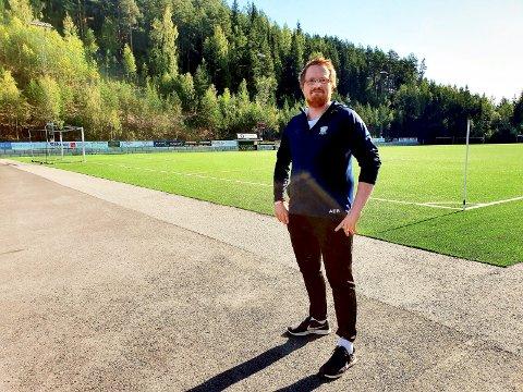 Dagleg leiar: Ole Kristian Skogum frå Vågå er dagleg leiar i Valdres FK.