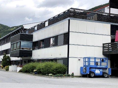 Skader: Ved taksering ble det påvist betydelige skader på rundt 800 kvadratmeter av Sel sjukeheim.  Foto: Illustrasjonsbilde.