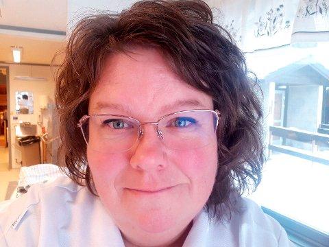 Elisabeth Vollen Randen er ny leder for frivilligsentralen i Sel. Foto: Privat.