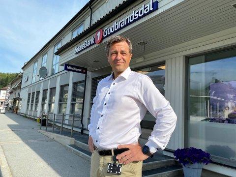 Assisterende banksjef- BM i Sparebank 1 Gudbrandsdal, Tore S. Lie mener ordningen kan være relevant for flere.