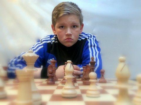 Tor Fredrik Kaasen ble norsk mester i klasse C.