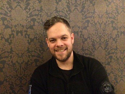 Christopher Hudson er ansatt som ny Reiselivssjef i Visit Tromsø-Regionen. Foto: Privat