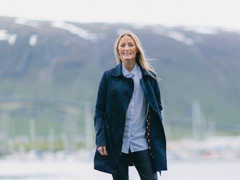 KRITISK: Komiteleder for kultur, idrett og friluftsliv i Tromsø kommune, Vanja Terentieff, er kritisk til pengebruken og den planlagte budsjettrammen for ny hall på Storelva.