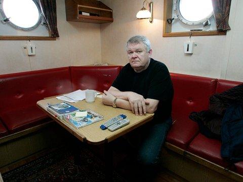 Jens Petter Kraknes eier 60 prosent av Arctic Polar Management as - som eier hav- og kystfiskeselskapet Kvitungen as.