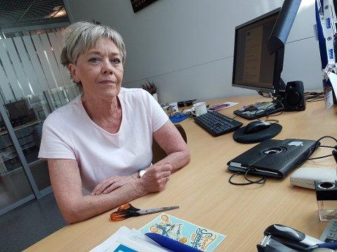 KRITISK: Høyres Anna Amdal Fyhn er kritisk til amdinistrasjonens nye forslag til lønnsfastsettelse for lederstillinger i Tromsø kommune. Arkivfoto.