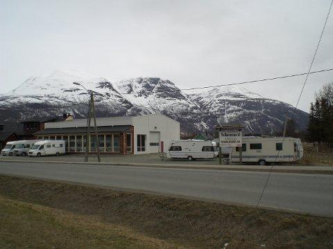 NY KJEDE: Bobilnord AS i Nordkjosbotn inngår i landets største kjede for forhandlere av campingvogner og bobiler. Ferda består av åtte tidligere selvstendige forhandlere.