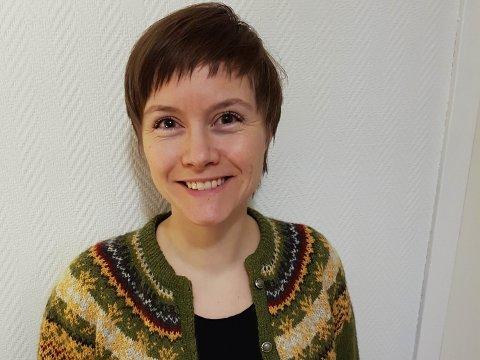 KOMMUNIKASJONSRÅDGIVER: Heidi Beate Lekang trår inn i den nye stillingen hos Tromsø Vann og Avløp.