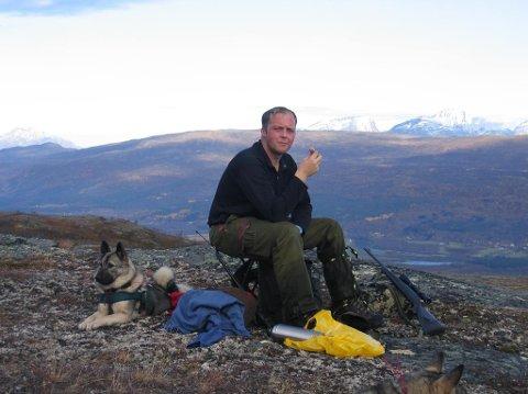 REKORD: Elgjegerne i Målselv felte 302 dyr i 2017. Det er ny rekord, opplyser leder i Målselv viltnemd, Jørn Larsen.