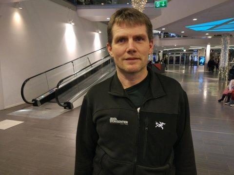 BETALTE TIDOBBELT: André Hellvig ønsker å refundert den sjokkerende regnningen fra Tromsø kommune.