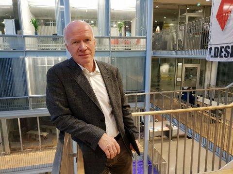 Avdelingsdirektør Trond Brattland mener Tromsø har mye å hente på helseforebyggende arbeid.