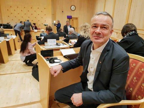 Fylkesrådsleder i Troms Willy Ørnebakk (58) (Ap) vil bli ordfører i hjemkommunen Storfjord.