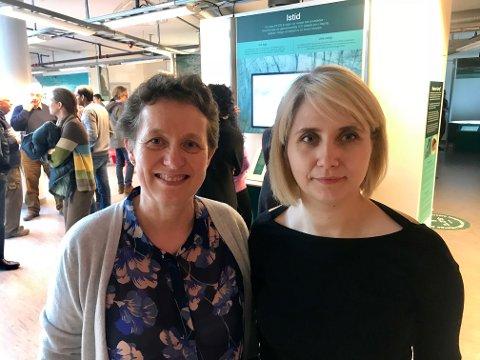 Tone Marienborg er leder ved Nordnorsk vitensenter, Maja Sojtaric er rådgiver ved CAGE på UiT.