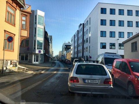 Fra Tromsø sentrum