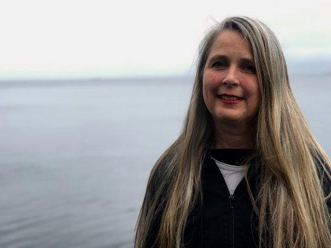SØKEN: Anne Katrine Haugen mener det hjelper å føle følelsene sine.