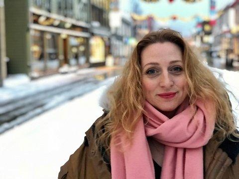 I PLUSS: Astrid Aure, administrativ leder i TIFF, har grunn til å glede seg over festivalens økonomi.
