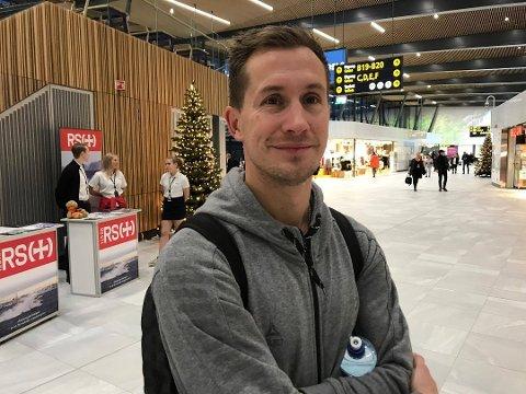 NÆRINGSLIVSAKTØR: Morten Gamst Pedersen er sentral i planene om lakseoppdrett i Øst-Finnmark. Det skaper debatt.