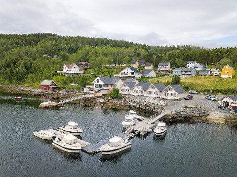 SATSER PÅ FISKETURISME: Feriesenteret i Sørreisa satser sterkt på fisketurisme og har allerede 60 prosent av neste seong er allerede fullbooket.