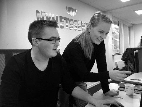 Vil du jobbe i Nordlys? Nord-Norges største mediehus, Nordlys, søker etter frilansere/tilkallingsvikarer i redaksjonen.