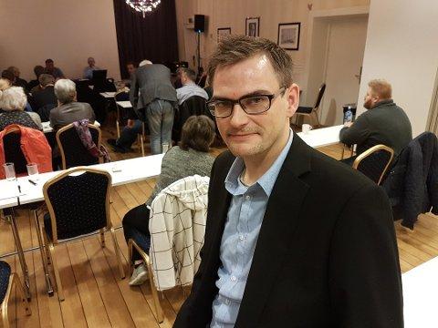 GIR SEG: Kristian P. Wilsgård (Frp) slutter som rådgiver i regjeringen.