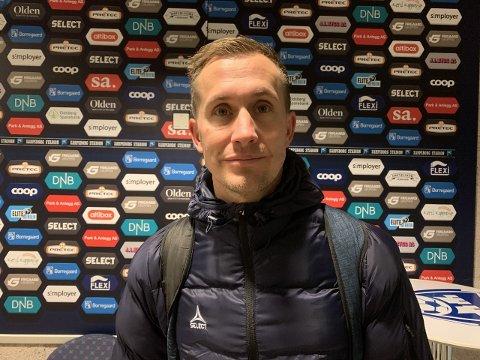Morten Gamst Pedersen har virkelig begynt å finne seg til rette i rollen som spiss. Mot Sarpsborg 08 var den tidligere Blackburn-spilleren nest sist på begge TILs scoringer.