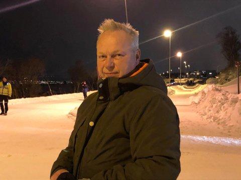 Arnt Harald Nilsen. Foto: Arnja Ariel Brekke