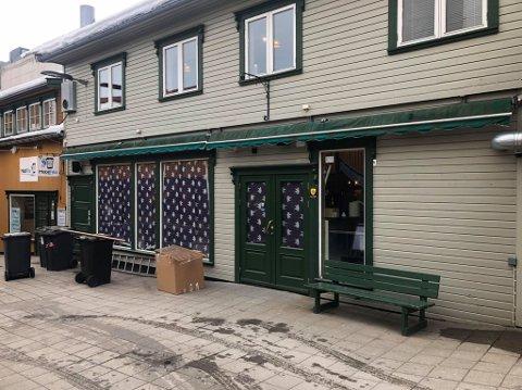 MÅ VENTE: Norø, Tromsøs nye coctailbar i Mackgården, er fortsatt ikke åpnet.