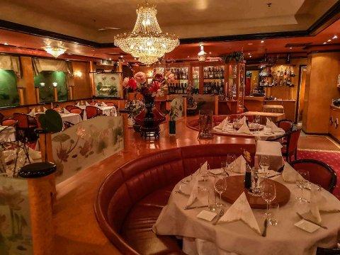 SKAL BLI NY: Lotus har hatt lik stil i lang tid. Nå skal restauranten bli ny.