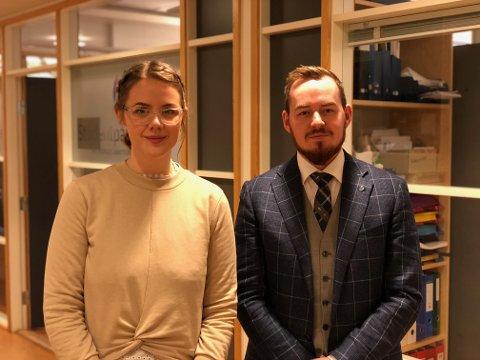 VRAKET FORSLAG: Marta Hofsøy sa nei til gratis busskort for utenbys studenter i Tromsø. Hun er likevel enig med Studentparlamentets leder, Daniel Masvik, som ønsker et tilbud til alle studenter for å få flere til å melde flytting til Tromsø.