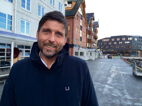 SLUTTER: Frode Danielsen slutter i BDO, tre og et halvt år etter at han startet som kontorleder i Tromsø.